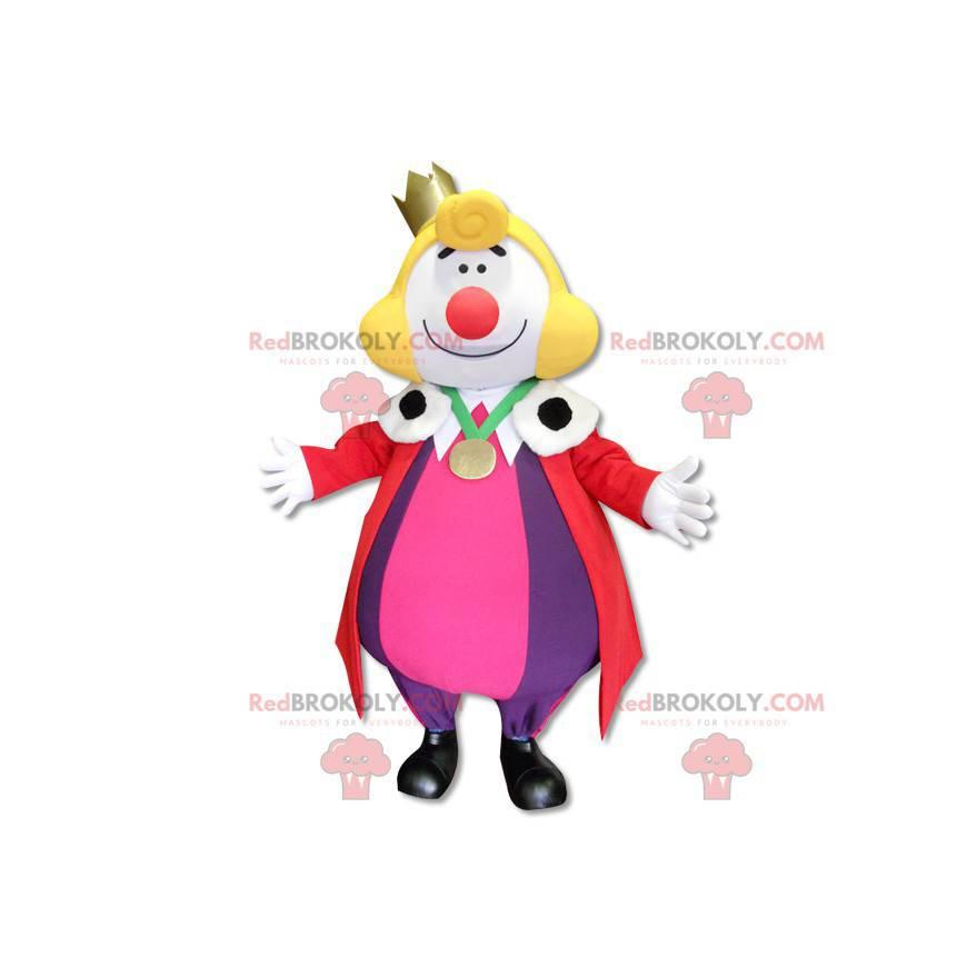 Maskotka króla Leona z festiwali Bayonne - Redbrokoly.com