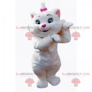 Mascot Marie - Aristocats - Redbrokoly.com