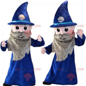 Maskottchen Merlin der Zauberer - Redbrokoly.com