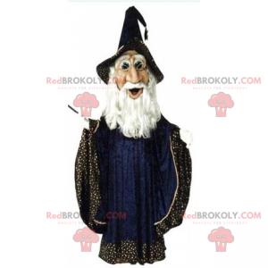 Mascot Merlin the Enchanter - Redbrokoly.com