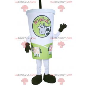 Zabierz maskotkę koktajlu mlecznego - Redbrokoly.com