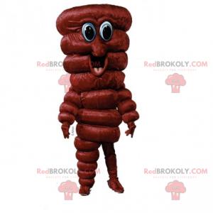 Mascota de madera - Redbrokoly.com