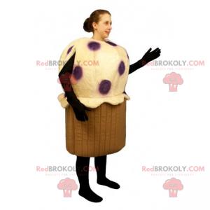 Maskot ovocné muffiny - Redbrokoly.com