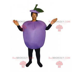 Borůvkový maskot - Redbrokoly.com