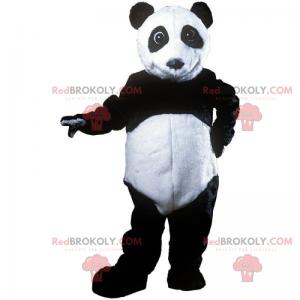 Panda-Maskottchen - Redbrokoly.com
