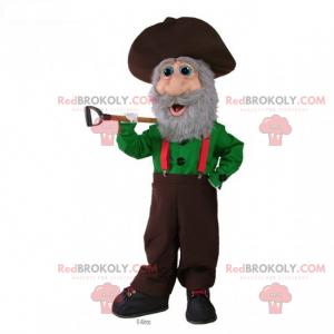 Character mascot - Lumberjack - Redbrokoly.com