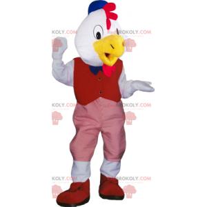 Charakter Maskottchen - Junge mit Hut - Redbrokoly.com