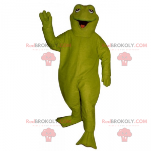 Charakter Maskottchen - Frosch - Redbrokoly.com