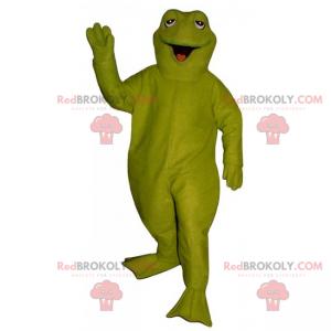 Maskotka postaci - żaba - Redbrokoly.com