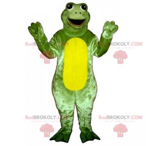 Maskot postavy - Žába se širokým úsměvem - Redbrokoly.com
