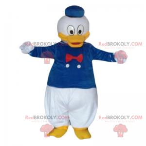 Mascote do personagem da Disney - Donald - Redbrokoly.com