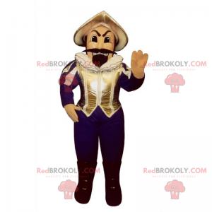 XIV-wieczna maskotka postaci - Redbrokoly.com
