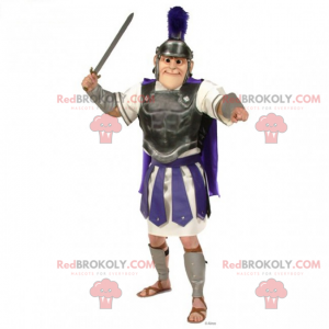 Maskot historické postavy - Roman - Redbrokoly.com