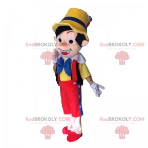 Disney person maskot - Pinocchio - Redbrokoly.com