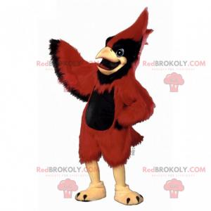 Maskot malý červený kardinál - Redbrokoly.com