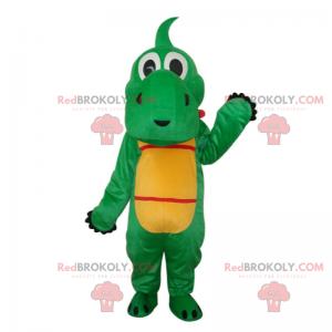 Malý maskot Dino s velkým nosem - Redbrokoly.com