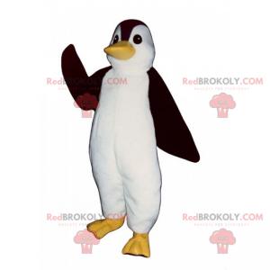 Liten pingvin maskot - Redbrokoly.com