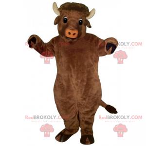 Little bull mascot - Redbrokoly.com