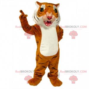 Malý divoký tygr maskot - Redbrokoly.com