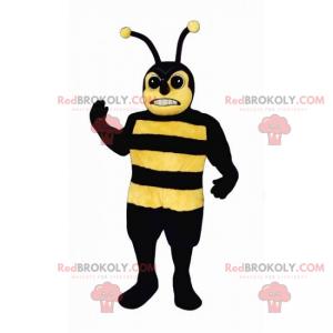 Malý včelí maskot - Redbrokoly.com