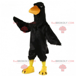 Magpie mascot - Redbrokoly.com
