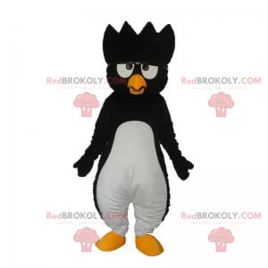 Maskotka pingwin czubaty - Redbrokoly.com