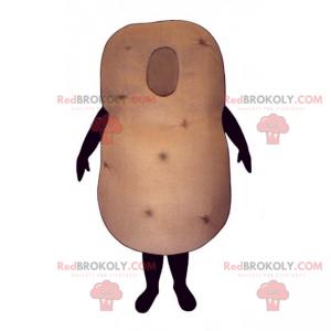 Potato mascot - Redbrokoly.com