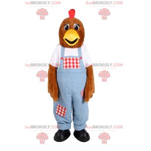 Kuřecí maskot kombinézy - Redbrokoly.com