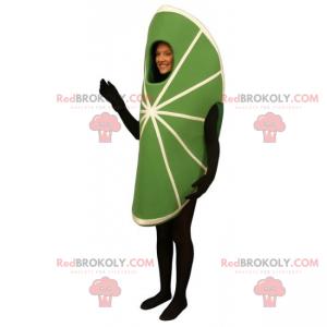 Lime kile maskot - Redbrokoly.com