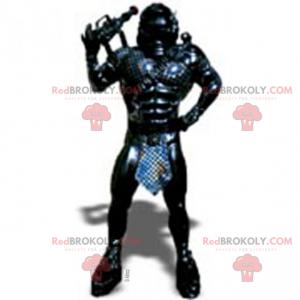 Robocop mascot - Redbrokoly.com