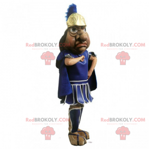 Římský maskot v klasickém oblečení - Redbrokoly.com