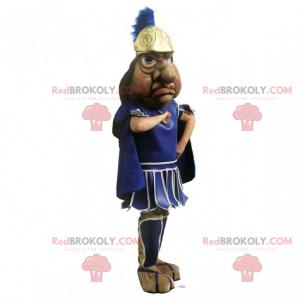 Römisches Maskottchen im klassischen Outfit - Redbrokoly.com