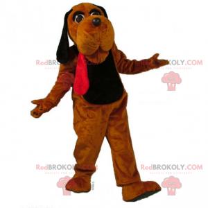 Saint Hubert maskot - Redbrokoly.com
