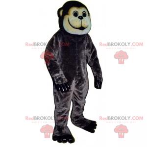Soft coat monkey mascot - Redbrokoly.com