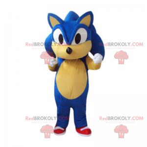 Sonic maskot - Redbrokoly.com