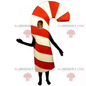 Barley sugar mascot - Redbrokoly.com