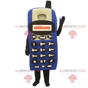 Maskot mobilního telefonu - Redbrokoly.com