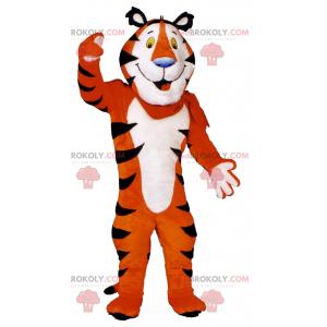 Tony the tiger mascot - Redbrokoly.com
