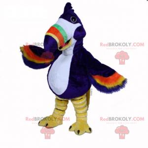 Flerfarget toucan maskot - Redbrokoly.com