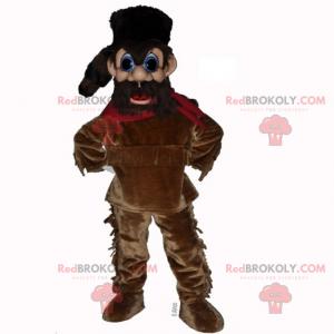 Trapper maskot - Redbrokoly.com