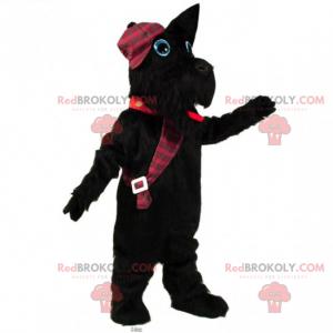 Yorkshire Maskottchen mit Mütze - Redbrokoly.com