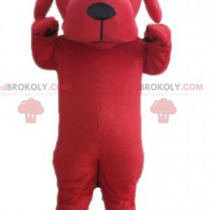 Clifford giant red dog mascot - Redbrokoly.com