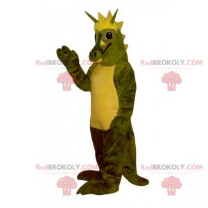 Dinosaur costume mascot - Redbrokoly.com