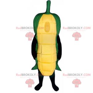 Maskot ušní kukuřice - Redbrokoly.com