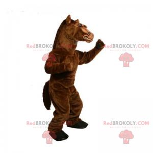 Hřebec maskot - Redbrokoly.com