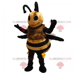 Maskot hmyzu - včela - Redbrokoly.com