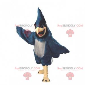 Bird mascot - Blue tit - Redbrokoly.com