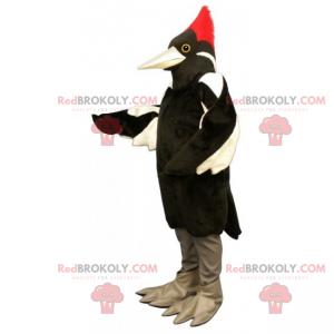 Chocholatý pták maskot - Redbrokoly.com
