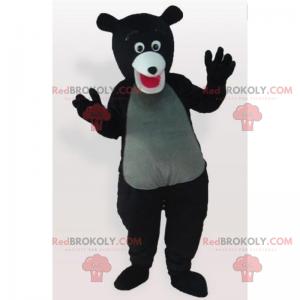 Śmiech maskotka niedźwiedź - Redbrokoly.com