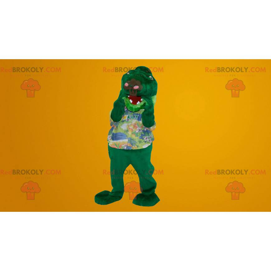 Maskotka wąż krokodyl dinozaura - Redbrokoly.com
